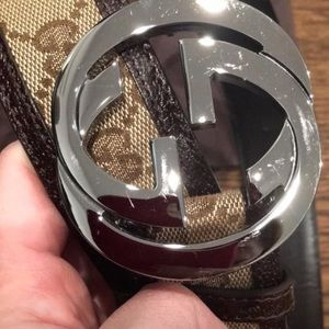 Gucci belt size 90/36 used in very good condition